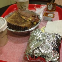 Photo taken at Off Broadway Deli by Margaret A. on 3/19/2013