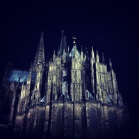 Photo taken at Cologne Cathedral by Yuliya😊 D. on 6/17/2013