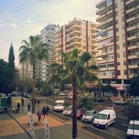 Photo taken at Akdeniz Emlak K.Evren Şb. by Umut B. on 3/9/2014