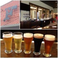 Photo taken at Fairhope Brewing Company by Matt C. on 7/15/2013