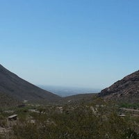 Photo taken at Franklin Mountains Tom Mays by Kimberly G. on 4/27/2013