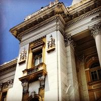 Photo taken at Palácio da Justiça by Flavia P. on 9/4/2013