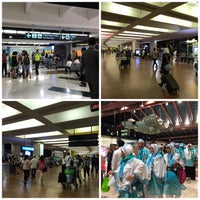 Photo taken at Terminal 2 by Ema K. on 11/20/2017
