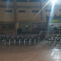 Photo taken at Gedung Kesenian & Olahraga Kabupaten Bogor by Amelia P. on 5/24/2013