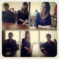 Photo taken at Школа № 89 by Anastasia U. on 5/7/2013