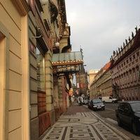 Foto tomada en K+K Hotel Central Prague por Ivanka J. el 5/8/2013