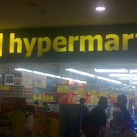 Photo taken at Hypermart by Handy S. on 9/25/2015