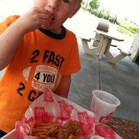 Photo taken at Freddy's Frozen Custard & Steakburgers by Gregra D. on 7/2/2013
