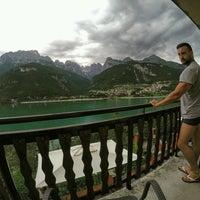 Foto scattata a Grand Hotel Molveno da Roberto M. il 8/30/2016
