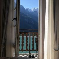 Foto scattata a Grand Hotel Molveno da Roberto M. il 6/8/2017