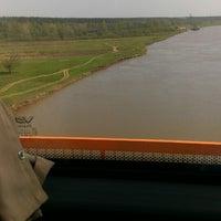 Photo taken at р. Белая by Александр Х. on 5/13/2014