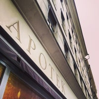 Photo taken at Kronans Apotek by trumper . on 5/9/2014