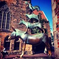 Photo taken at Bremen Town Musicians by trumper . on 7/8/2013