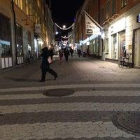 Photo taken at Gamla Brogatan by trumper . on 12/7/2015