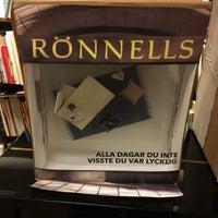 Photo taken at Rönnells antikvariat by trumper . on 3/24/2017