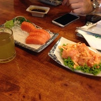 Photo taken at Sushi East by Lys' N. on 4/12/2014