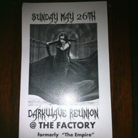 Photo taken at Factoria Of Tampa Bay by Niely C. on 5/27/2013