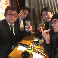Photo taken at やきとん ひろちゃん by Shigeru T. on 1/5/2018