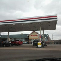 Photo taken at Kwik Trip #410 by Deanna A. on 4/15/2013