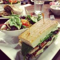 Photo taken at Casa Mia Café by Lu J. on 7/8/2014