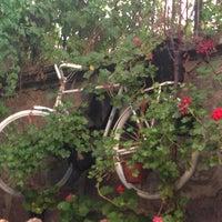7/8/2013 tarihinde Tuba T.ziyaretçi tarafından Cafe Botanica'de çekilen fotoğraf