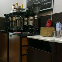 Photo taken at Espresso bar by Alyona N. on 3/28/2014