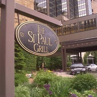 Photo taken at St. Paul Grill by City Pages on 8/5/2014