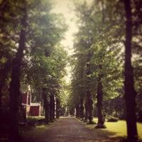 Photo taken at Georgen-Parochial Friedhof II by Stephan Z. on 8/30/2013