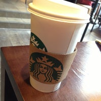 Photo taken at Starbucks by Рита Р. on 5/26/2013