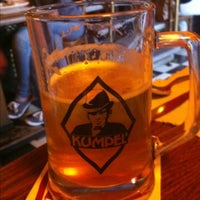 Снимок сделан в Ресторан-пивоварня «Кумпель» пользователем Glasgow F. 5/6/2013