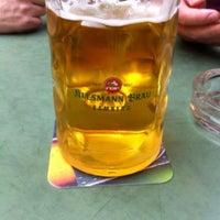 Photo taken at Brauerei Keesmann by Glasgow F. on 8/5/2014