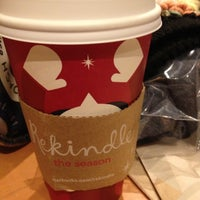 Photo taken at Starbucks by Sheila E. on 12/9/2012