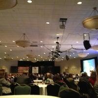 Photo taken at Radisson Hotel Harrisburg by Isaiah C. on 4/19/2013