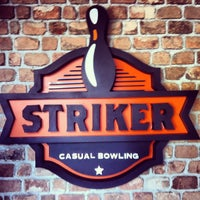 Photo taken at Striker Casual Bowling by Maíra M. on 2/15/2013