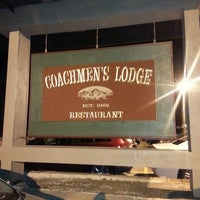 Photo taken at Coachmen's Lodge by nutti_guy on 2/23/2014