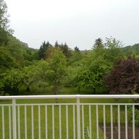 Photo taken at Baume-les-Dames by Francis Isaac F. on 5/20/2013