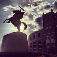 Photo taken at Doak Campbell Stadium by PlayingToWin T. on 3/30/2013
