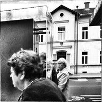 Photo taken at LPP postajališče Klinični center by Lenart S. on 10/9/2013