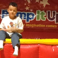 Photo taken at Pump It Up by Heather M. on 12/24/2016