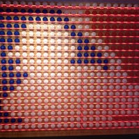 Photo taken at MLB Fan Cave by Jaclyn A. on 4/19/2013