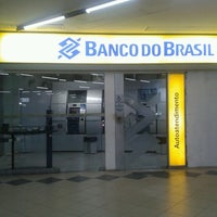 Photo taken at Banco do Brasil by Mari M. on 4/27/2013