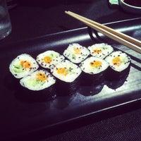 Photo taken at Nokori Sushi Bar by Miguel F. on 9/17/2013