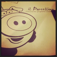 Photo taken at Ristorante Il Porcellino by Antonio C. on 5/18/2013