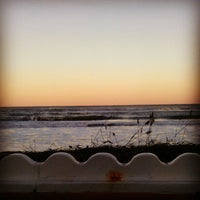 Photo taken at Worth Ave Beach by Chad W. on 10/30/2012