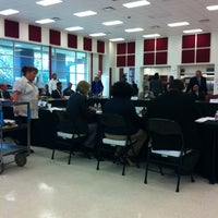 Photo taken at Jean McClung Middle School by Barbara G. on 10/24/2012