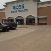 Ross Dress for Less - Cameron Crossing - 1751 N Central Expy