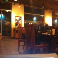 Photo taken at Starbucks by Shira A. on 1/22/2013