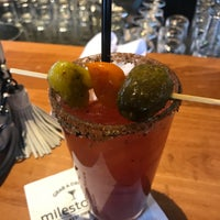 Photo taken at Milestones Grill & Bar by Chaelee M. on 12/24/2017