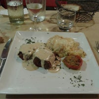 Photo taken at Le Bouchon des Carnivores by Christian A. on 9/18/2014