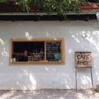 Photo taken at Ahoy cafe Devin by Zuzana F. on 7/17/2016